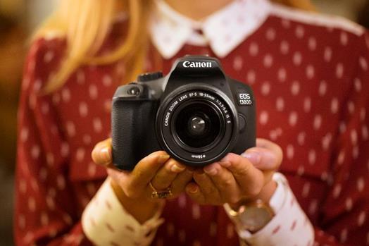 Canon EOS 1300D, la nueva DSLR de entrada de Canon