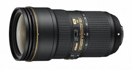 Nikon AF-S NIKKOR 24-70mm f/2.8E ED VR - Objetivo - Opinión