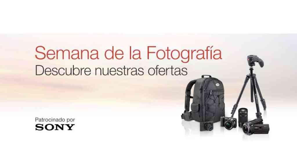 Semana de la fotografía en Amazon España