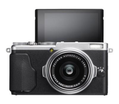 Fujifilm X70 - cámara compacta premiun de lente fija