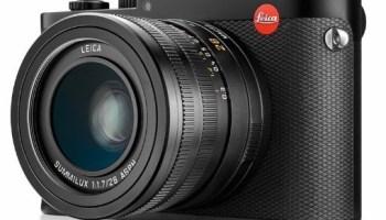 Leica Q (Typ 116) - Cámara compacta de lente fija - Opinión
