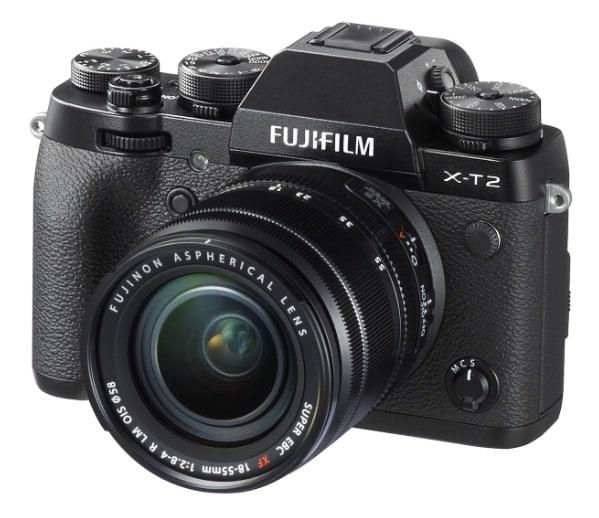 Fujifilm X-T2, nueva cámara EVIL con vídeo 4K