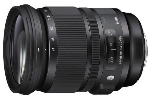Sigma 24-105mm f/4 DG OS HSM