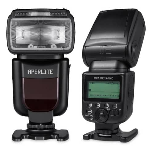 Aperlite Speedlite Flash YH-700C para Canon