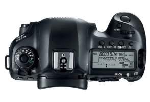 Canon anuncia la cámara Full Frame EOS 5D Mark IV