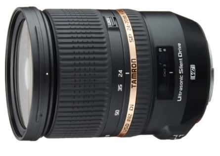Tamron A007E SP 24-70 mm F/2.8 Di VC USD - Objetivo para Canon