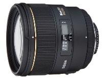 Sigma 85mm f/1.4 EX DG HSM NAF
