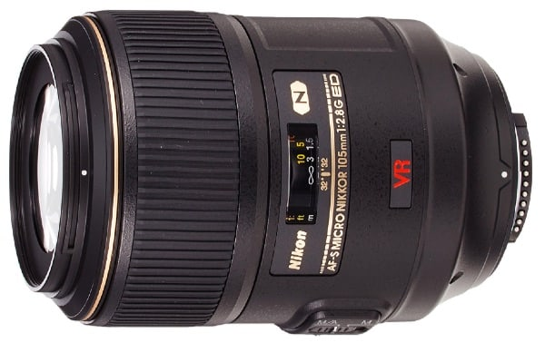 Nikon AF-S 105mm f/2.8G VR IF-ED Micro