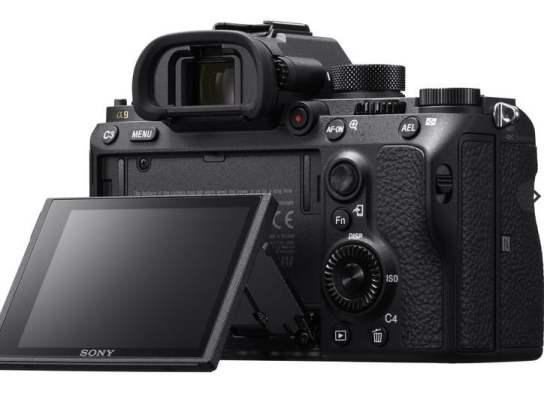 Sony A9 camara