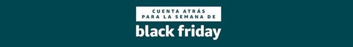 Cuenta atrás Black Friday 2017