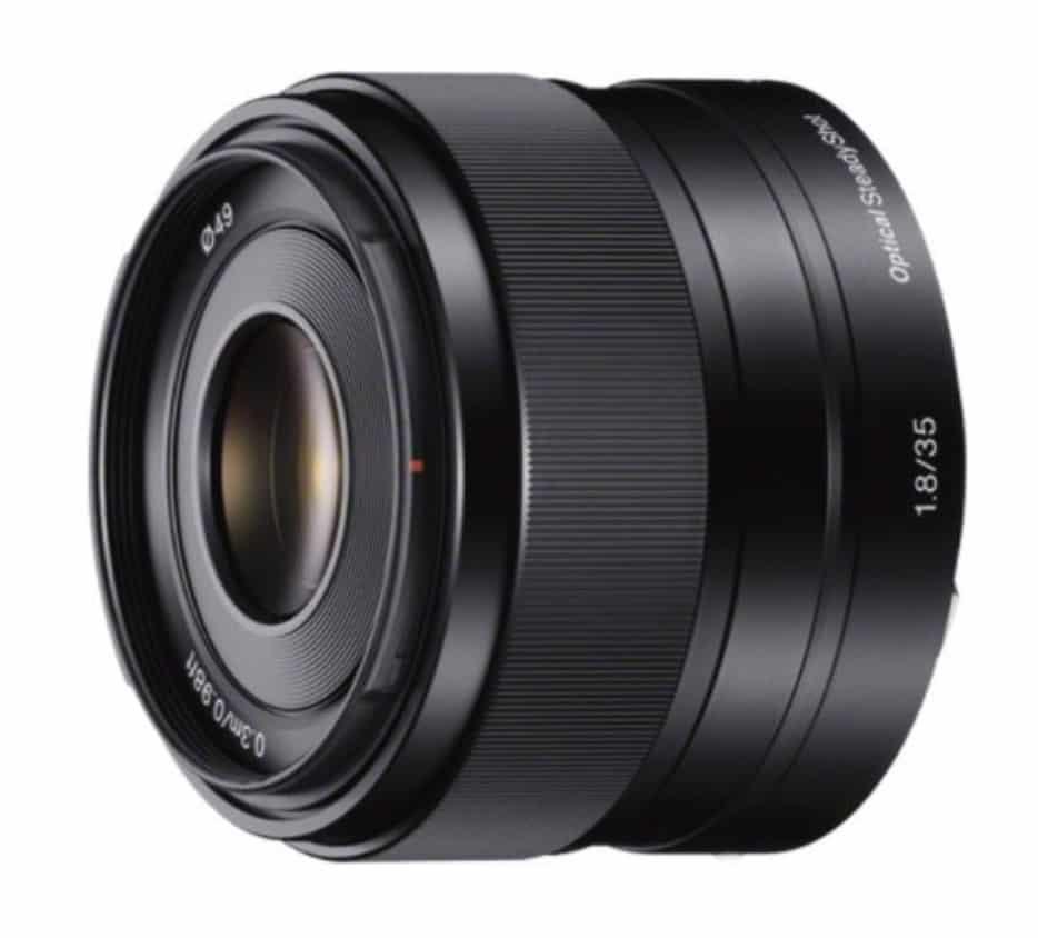 Sony 35mm f/1.8