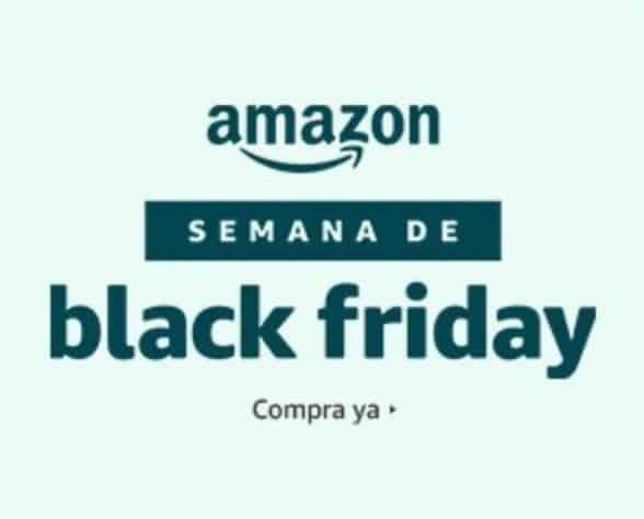 Ofertas de la semana del Black Friday en Amazon España