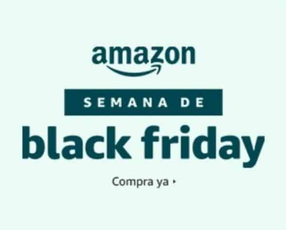 Ofertas de la semana del Black Friday en Amazon España