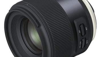 Tamron SP 35mm f/1.8 Di VC USD - Objetivo prime para Nikon