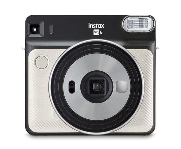 Fujifilm Instax Square SQ6: la nueva cámara analógica cuadrada