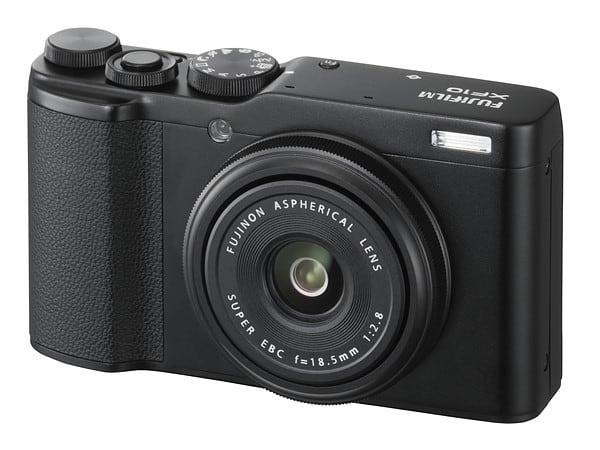 Cámaras compactas premium de Fuji:Fujifilm XF10