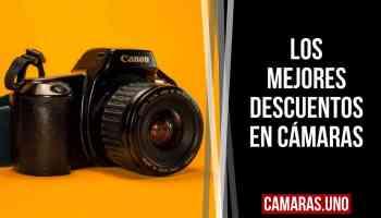 Las mejores rebajas y ofertas en cámaras y equipo fotográfico (Amazon España)