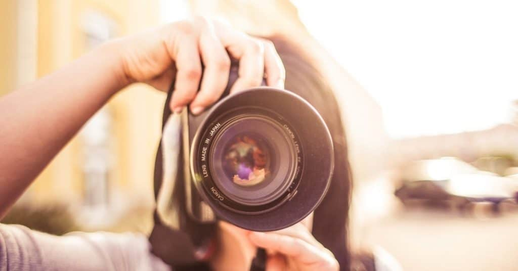 Enfocando con tu cámara