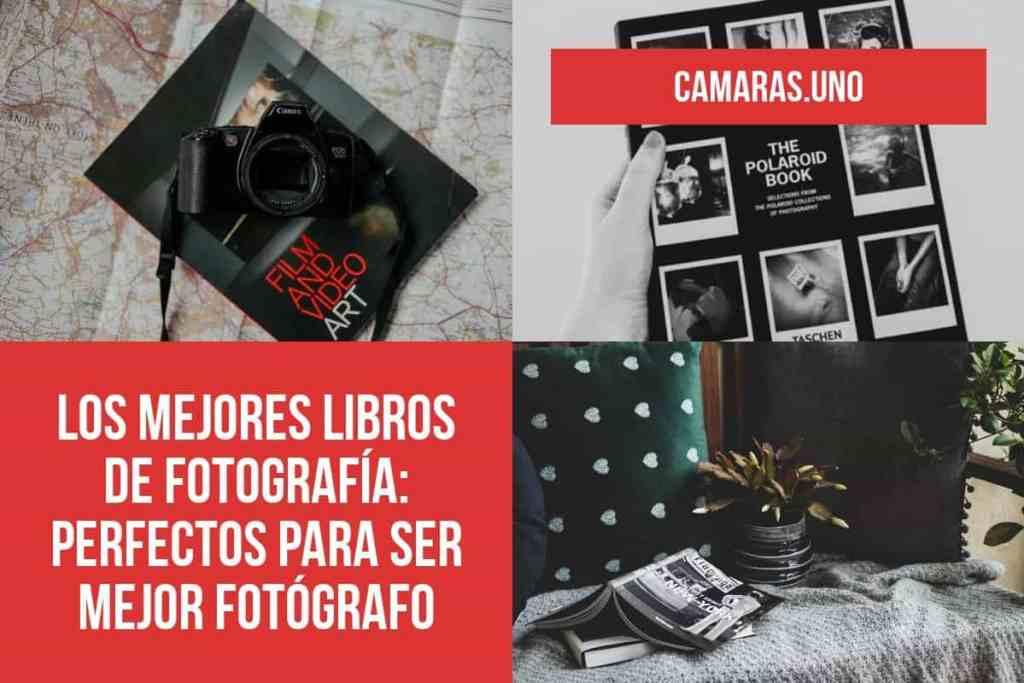 Los mejores libros de fotografía: perfectos para ser mejor fotógrafo