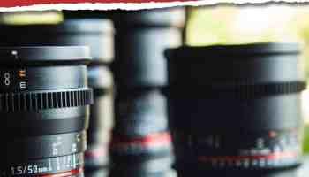 ¿Sabes cómo comprar un buen objetivo para tu cámara?
