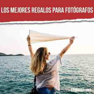 Los mejores regalos para fotógrafos