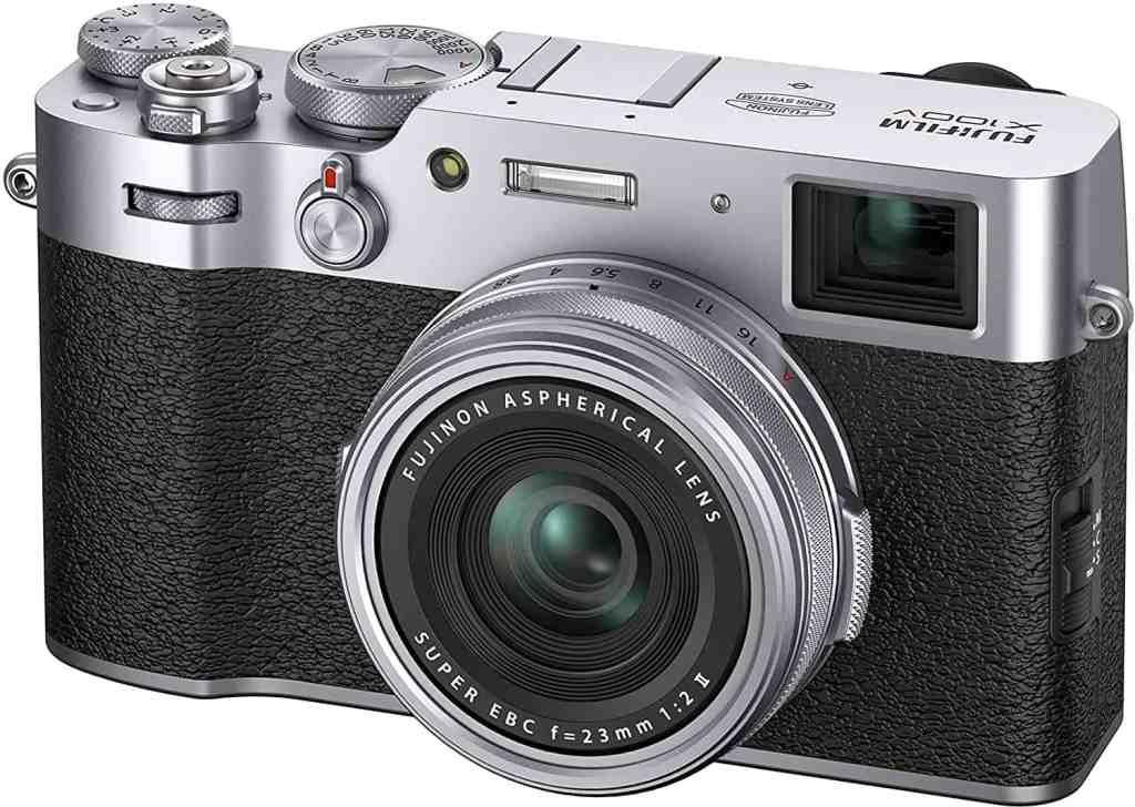 Fujifilm X100V - Cámara con Sensor APS-C de 26.1 Mpx