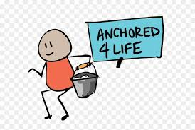 Sustainability Anchored 4 Life - Cartoon - Free Transparent PNG ...
