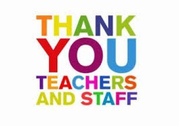 Teacher and Staff Appreciation Day   Coronado High School