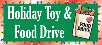 Holiday Food and Toy Drive - Dentist Saginaw TX