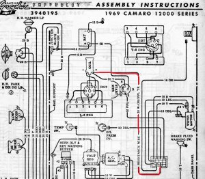 1975 Pontiac Firebird Wiring Diagram