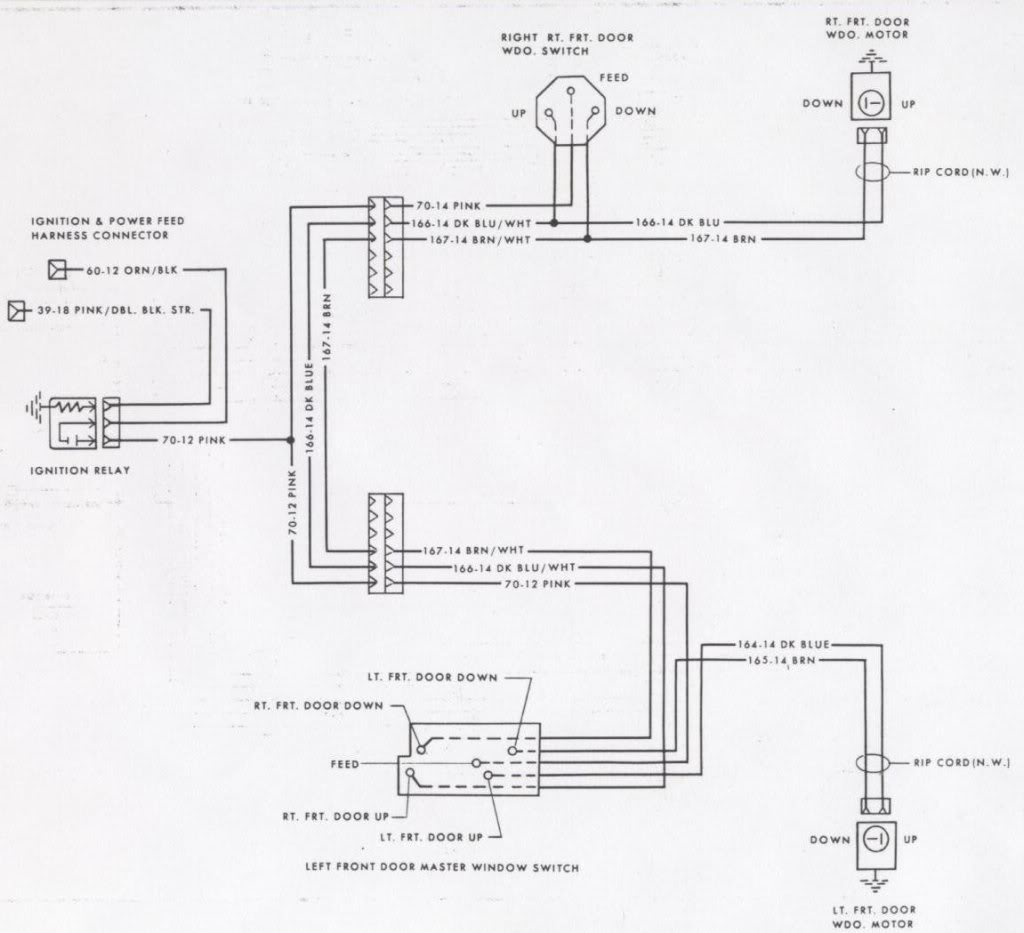 hight resolution of 78 camaro power window switch help camaro forums chevy 1970 mustang wiring schematic dodge challenger wiring