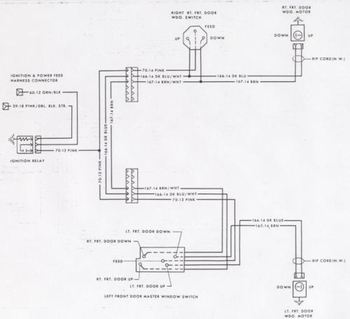 small resolution of 78 camaro power window switch help camaro forums chevy 1970 mustang wiring schematic dodge challenger wiring