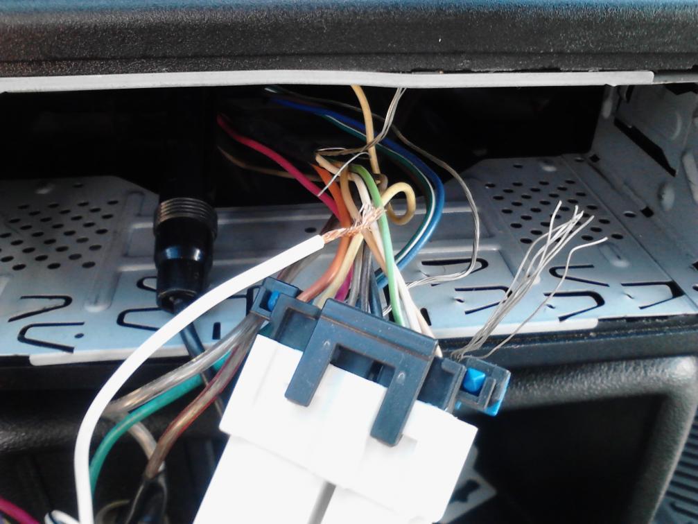 2012 Camaro Stereo Wiring