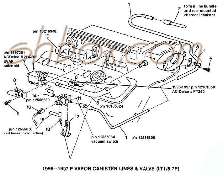 Need Help To Identify A Vacuum Line