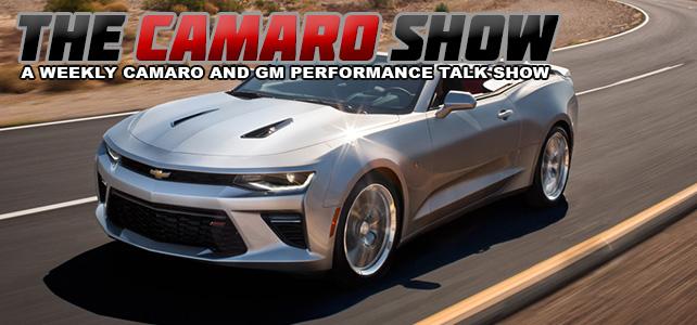 The Camaro Show Image 1