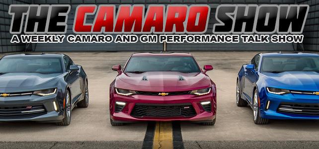The Camaro Show Image 5