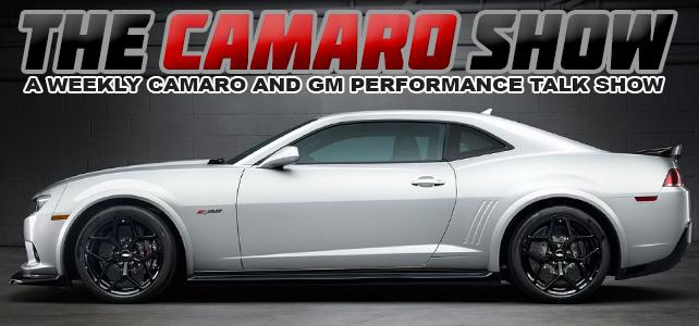 The Camaro Show Image 7