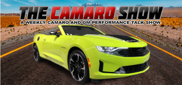 Shock and Steel Camaro