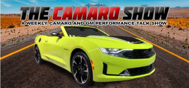 Shock and Steel Camaro