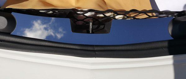 2010 – 2015 5th Gen Camaro V6 & V8 Trunk Latch Panel Cover