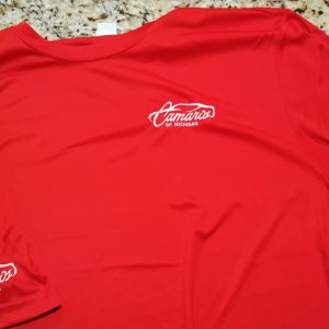 Camaros of Michigan Official T-Shirts