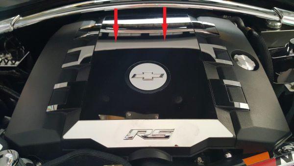 2010 – 2015 5th Gen Camaro V6 Engine Cover Trim Plate