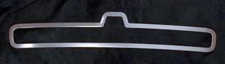 2010 – 2015 5th Gen Camaro V6 & V8 Defroster Trim Bezel Cover