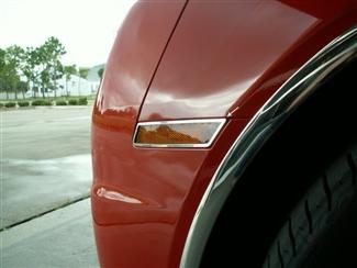 2010 – 2015 5th Gen Camaro V6 & V8 Inside Side Markers 4-Piece Trim Covers