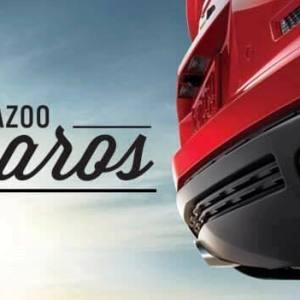 Kalamazoo Camaros Sticker