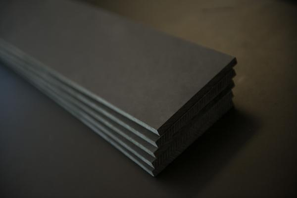 Paper resined composite material fingerboards