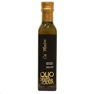Bottiglia 250ml - Olio Extra Vergine d'Oliva - Ca Masini