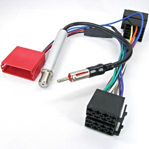 ISO Harness Adaptors