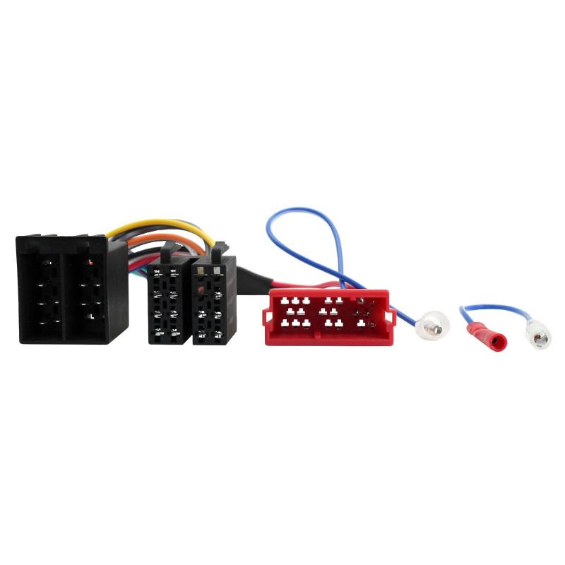 Skoda CT20AU06 Car Stereo Radio ISO Wiring Harness Adaptor for Seat