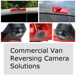 Connects2 Vision Reversing Cameras